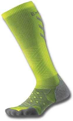 Thorlos Experia Unisex-Adult's Energy Thin Padded Compression Low Cut Socks