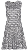 Tory Burch Burlap cotton-blend dress