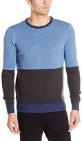 Levi's Men's Diaz Color-Block Crew Sweater