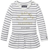 Tommy Hilfiger Th Kids Stripe Top
