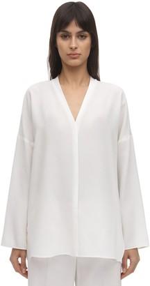 Agnona Wool Blend Shirt