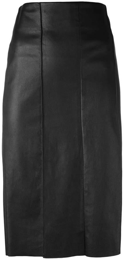 Drome midi pencil skirt