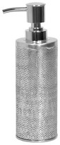 Threshold Hammered Texture Metal Lotion/Soap Dispenser