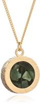 Rachel Jackson London Amulet Birthstone Necklace Gold May