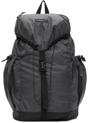 Engineered Garments Grey Ripstop UL Backpack