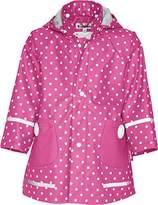Playshoes 408566 Baby Girl's Rain Coat 12-18 Months