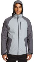 Champion Big & Tall Colorblock 3-in-1 Systems Hooded Jacket