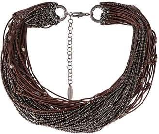 Brunello Cucinelli Gemmae choker necklace