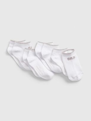 Gap Toddler No-Show Socks (4-Pack)