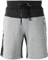 Plein Sport - Soul sweat shorts - men - Cotton - M