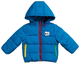 Stella McCartney Kids Rainbow Puffer Jacket (6-36 Months)