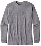 Patagonia Men's Long-Sleeved Iron Clad '73 Cotton T-Shirt