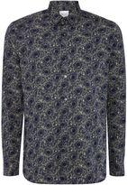 Peter Werth Men's Boynton Floral Printed Cotton Shirt