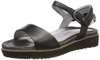 Tamaris 1-1-28100-22, Women's Ankle Strap Sandals,(37 EU)
