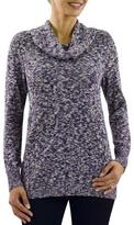 Haggar Womwl Neck Sweater