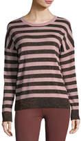 Rag & Bone June Crewneck Long-Sleeve Striped Sweater