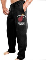 APINANNEI Men's Miami Heat Logo Workout Pants