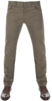 HUGO BOSS Maine3 20 Trousers Green