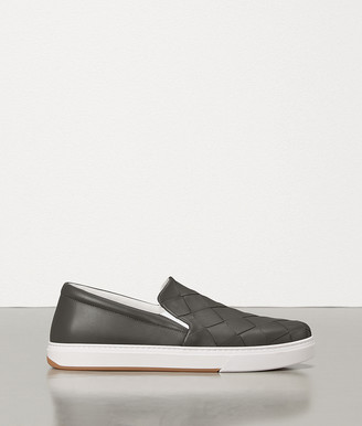 Bottega Veneta SNEAKERS IN INTRECCIATO CALF