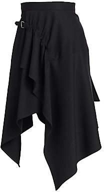 3.1 Phillip Lim Women's Tailored Wool Handkerchief Skirt