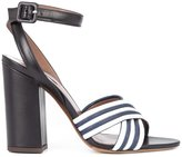 Tabitha Simmons Nora sandals - women - Calf Leather/Leather - 36