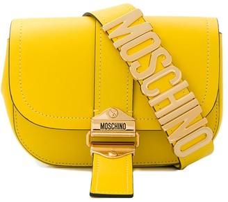 Moschino lettering logo belt bag