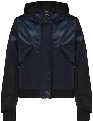 Holden Reflective Detail Hooded Padded Jacket