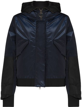 Holden Reflective Detail Hooded Padded Jacket