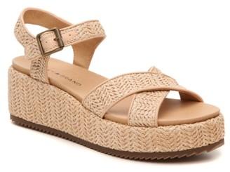 Lucky Brand Wagoo Wedge Sandal