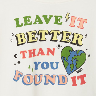 Roots Toddler Earth T-shirt