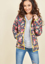 All Work and More Play Reversible Coat in L