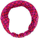 Missoni knitted patterned headband