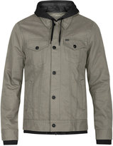 Hurley Men's Mac 3.0 Trucker Jacket