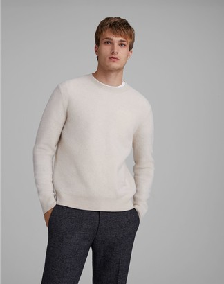 Club Monaco Boiled Wool Sweater