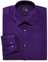 Jf J.Ferrar JF Slim-Fit Easy-Care Dress Shirt-Big & Tall