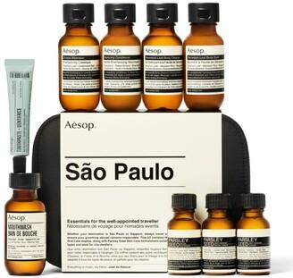 Aesop Sao Paulo Travel Kit