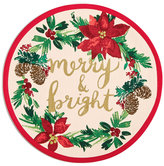 Bardwil Merry Berry Round Placemat