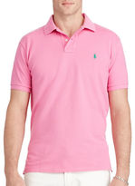 Polo Ralph Lauren Slim-Fit Mesh Polo