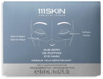 111SKIN Sub-Zero 8-Piece De-Puffing Eye Mask Set