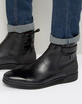 Aldo Kydia Leather Jodpher Boots
