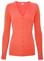 Timestory Ever77 Women's V Neck Regular Fit Long Sleeve Sweater Cardigan/USA/TJ1023/CI-,3XL