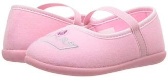 Foamtreads Crown (Toddler/Little Kid) (Pink) Girls Shoes