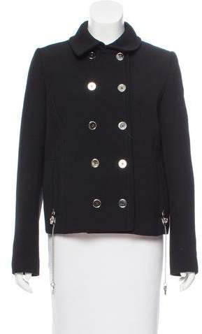 Dolce & Gabbana Double-Breasted Wool Jacket w/ Tags