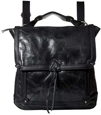 The Sak Ventura II Convertible Backpack (Black) Backpack Bags