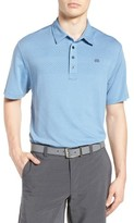 Travis Mathew Men's Aleman Slim Fit Stripe Polo