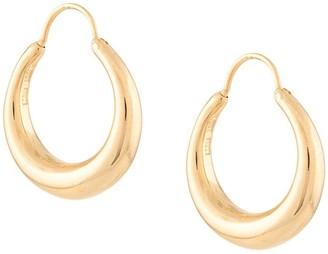 Fat Baby Snake earrings
