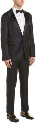Brunello Cucinelli Silk-Blend Tuxedo