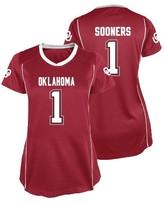 NCAA Oklahoma Sooners Women's Football Jersey