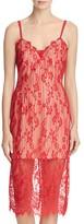 Keepsake Love Affair Lace Midi Dress - 100% Bloomingdale's Exclusive