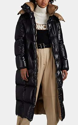 Moncler Women's Parnaiba Long Oversized Down Puffer Jacket - Black